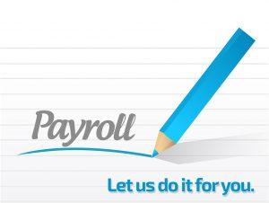 Payroll preparation. Let us do it for you.